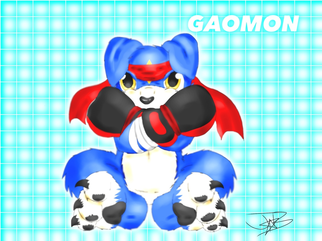 Tough Gaomon