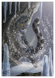 Dancing Snow Queen