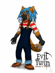 Evil Twin: Tokker's Cosplay