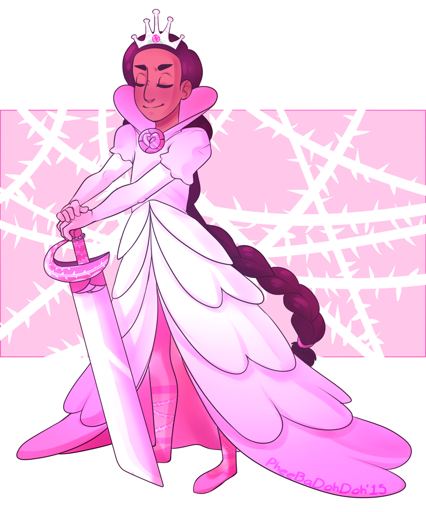 :SU: Princess of the Sword