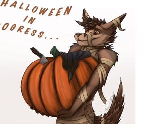 Halloween In Progress!
