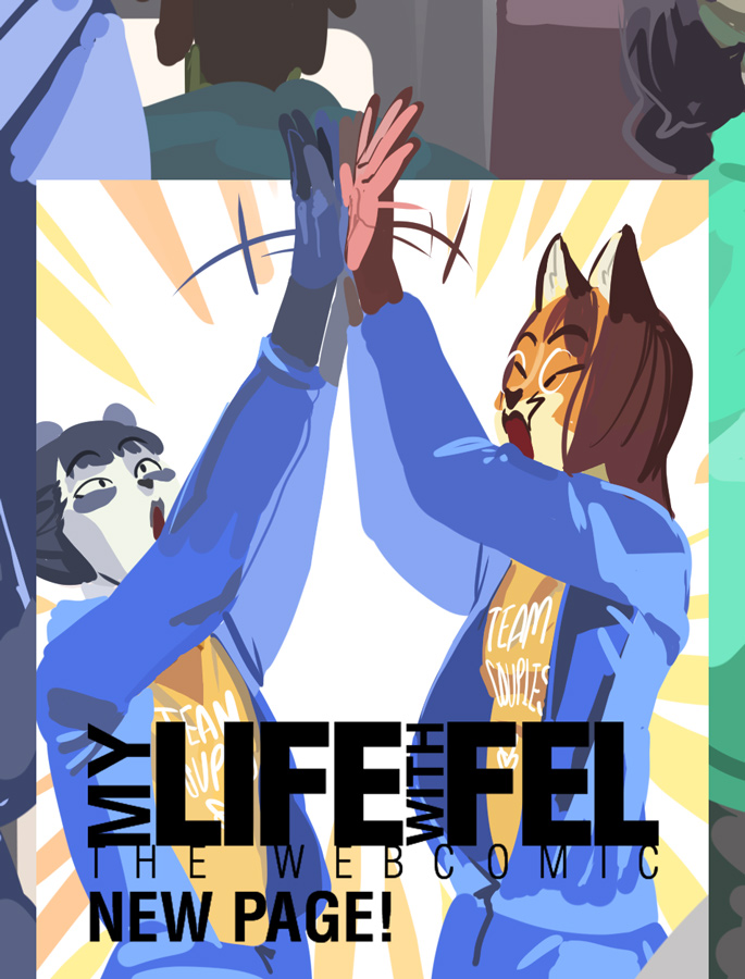 Featured image: My life with Fel p358