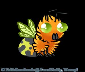 Itty Bitty Bee