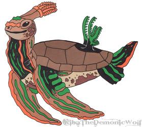 Easter Turtle