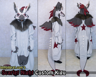 Scarlet Night Custom Kigu