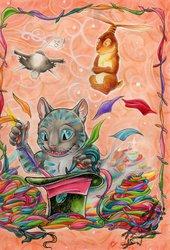 Cheshire Cat III