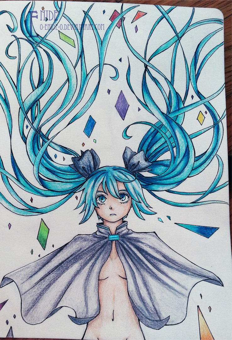 The Book.02- Miku, the wind of life