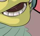 Achoo [body horror: eyes]