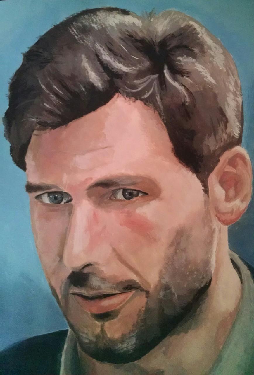 [Daily Draw - 125] Harrison Ford Portrait