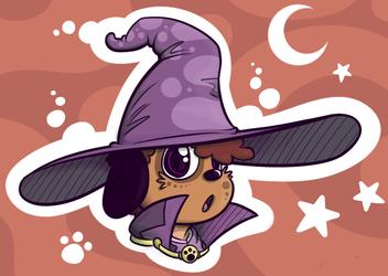 Wizard Pup
