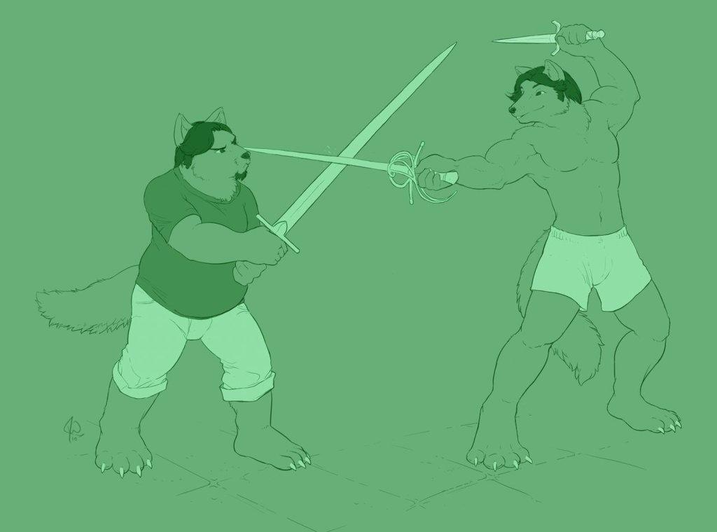 (SC!) 001 - Lobiloto - Duel with Self