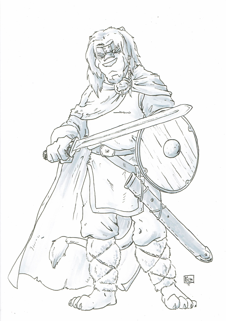 Most recent image: Viking Jake by Mongoose_Ink