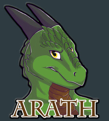 Arath Badge