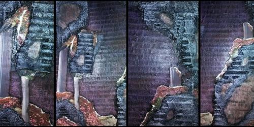 quiet ruins - detail
