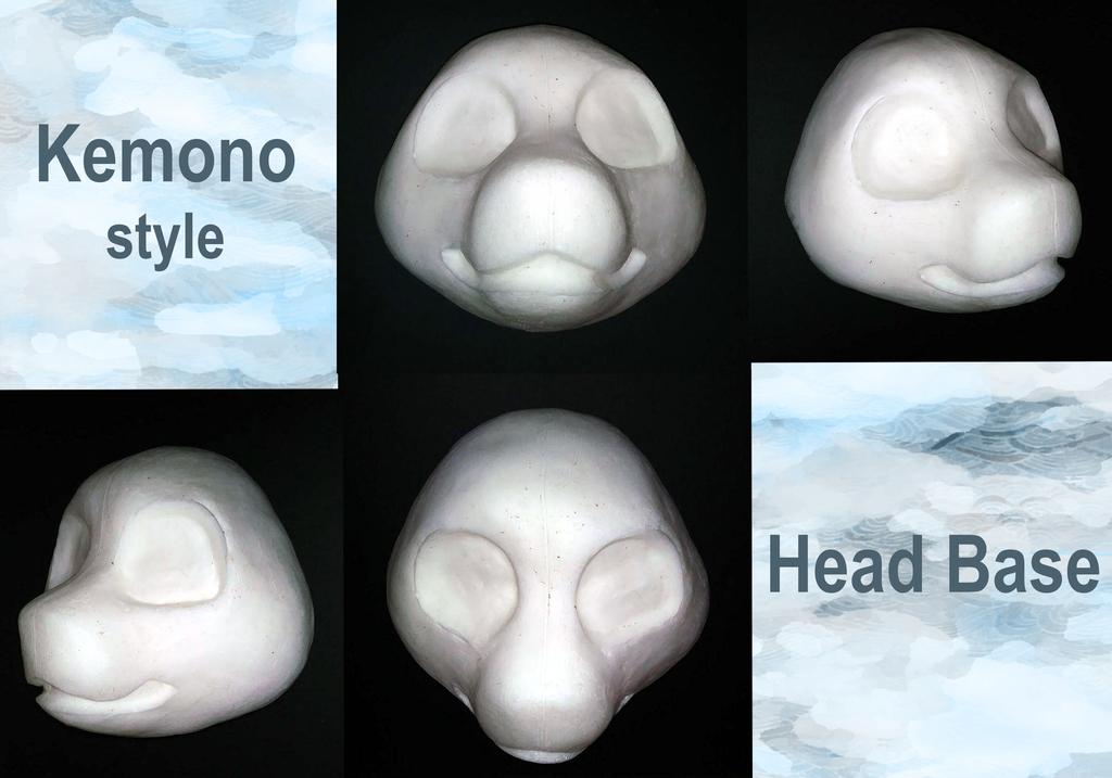 Kemono Head Base