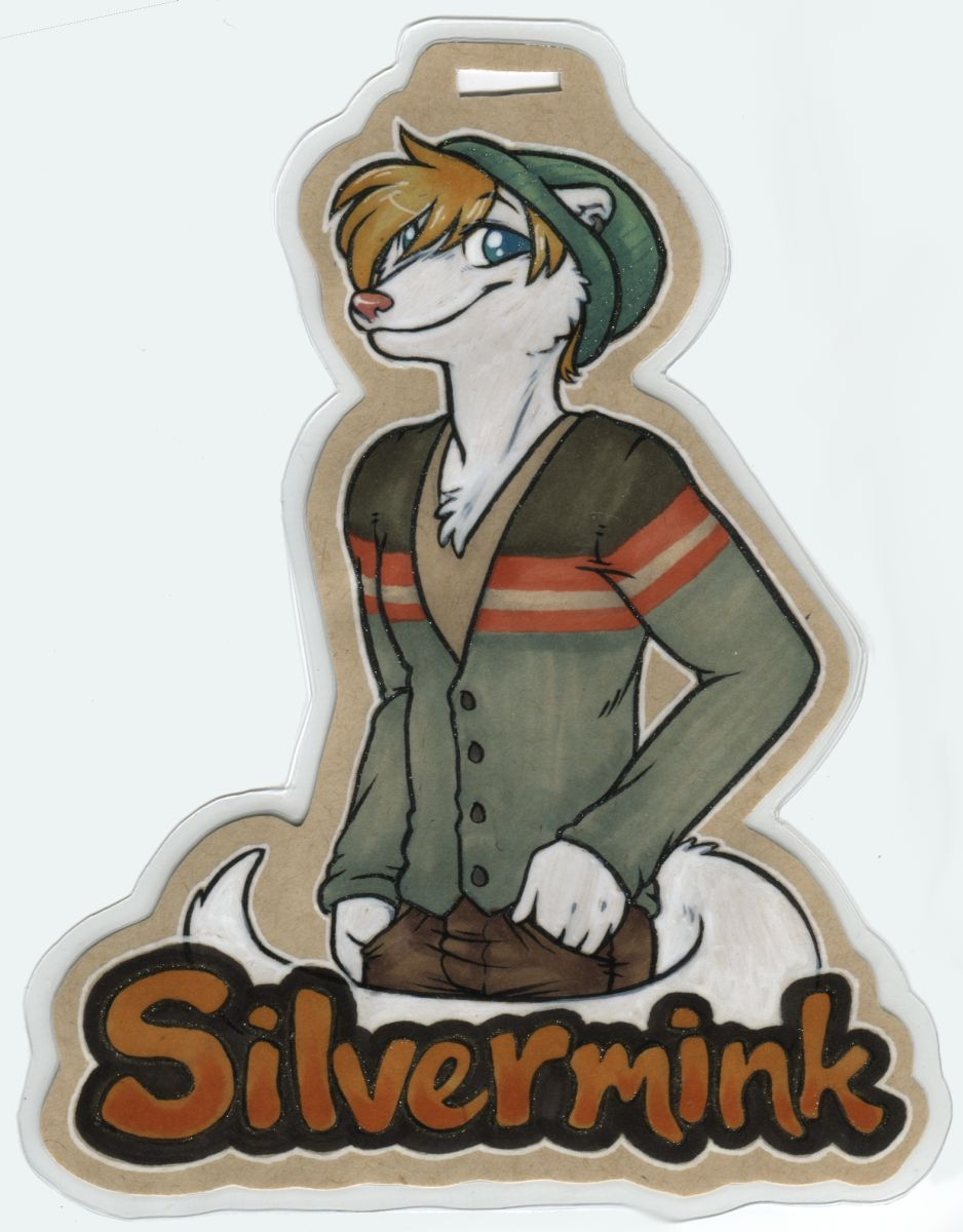 Most recent image: Dietrich hipster badge by Onnanoko