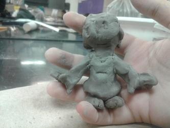 Little clay Razzle!