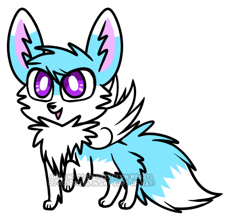 Yuki The Corsac Fox