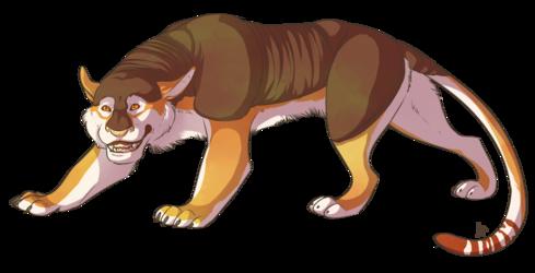 Tigerdillo