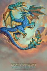 2020 Zodiac Dragons Calendar Scorpio