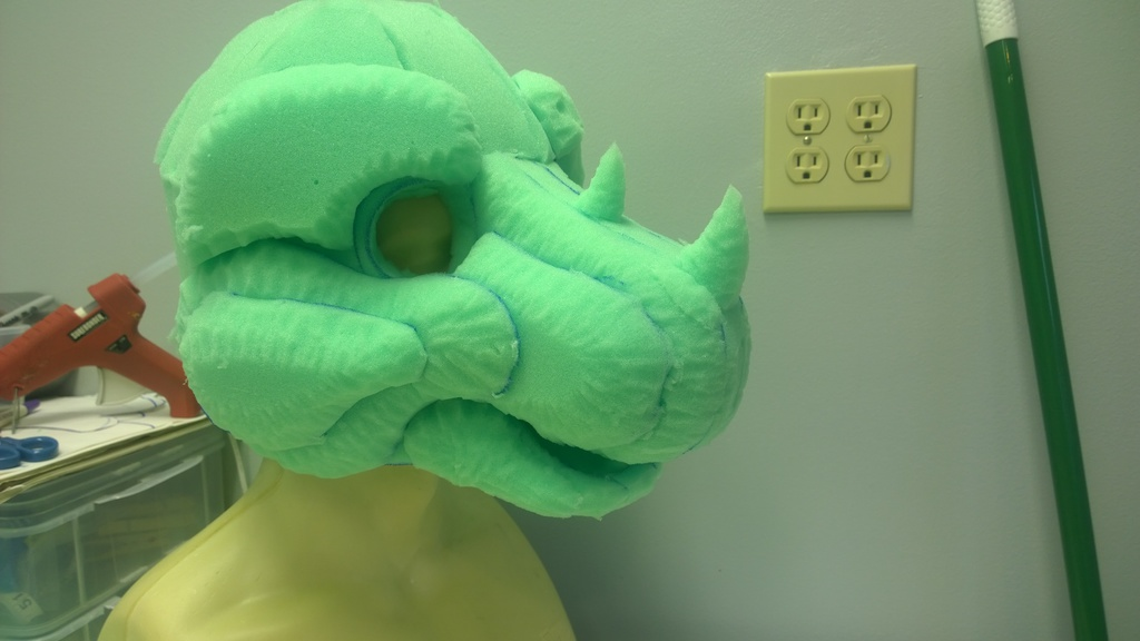 Most recent image: dutch angel dragon wip