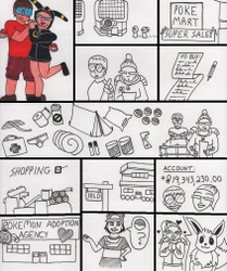 Az and Angel's Pokemon Journey P3