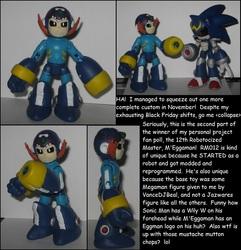 Wakeangel2K1 custom: M'Eggaman