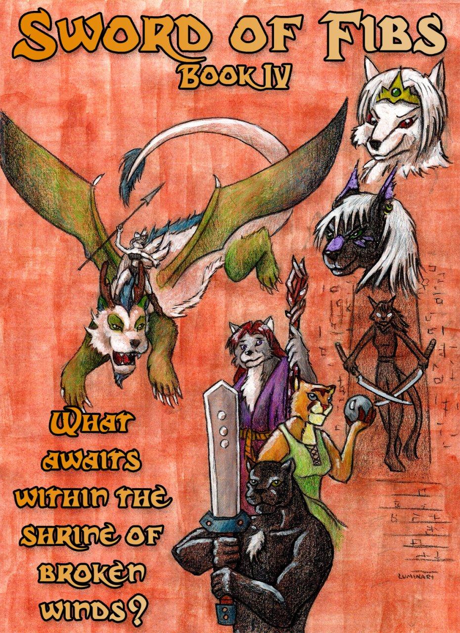 Sword of Fibs, Book IV - 2010