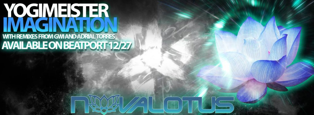 Yogimeister - Imagination (Gwi Remix) OUT 12/27/13!!
