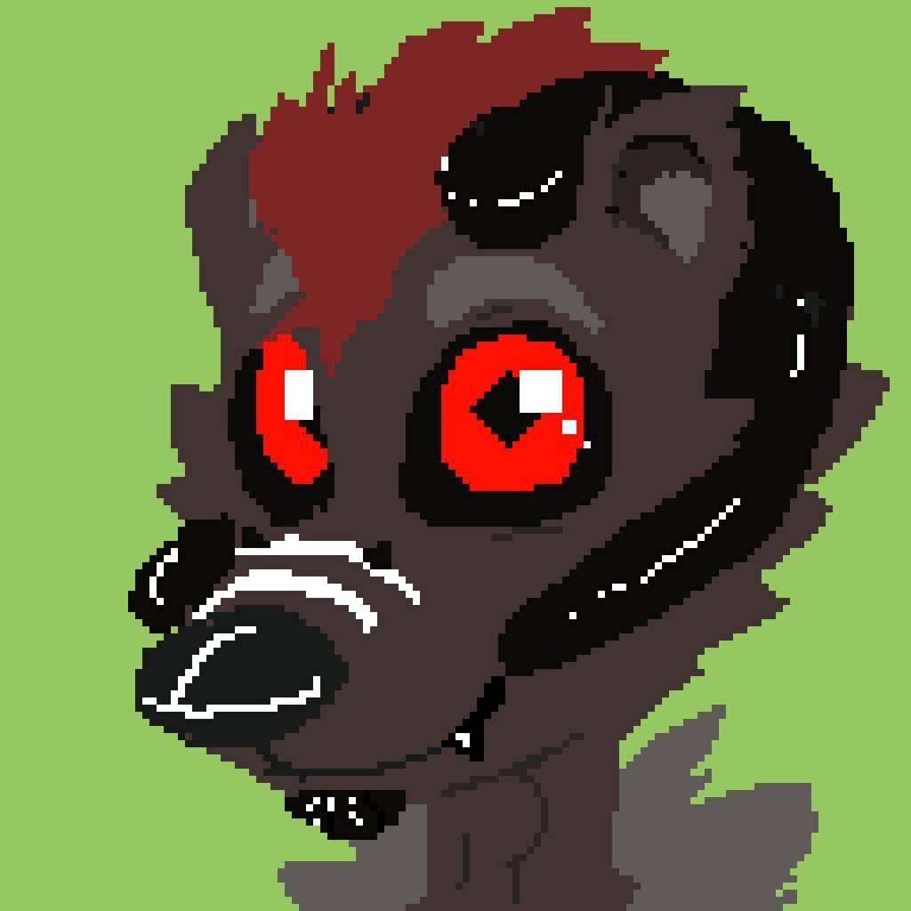 Pixel Art : Ignus