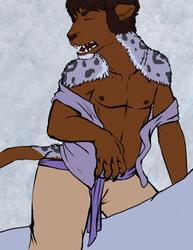 [Sequence]-Wereleopard 3/8