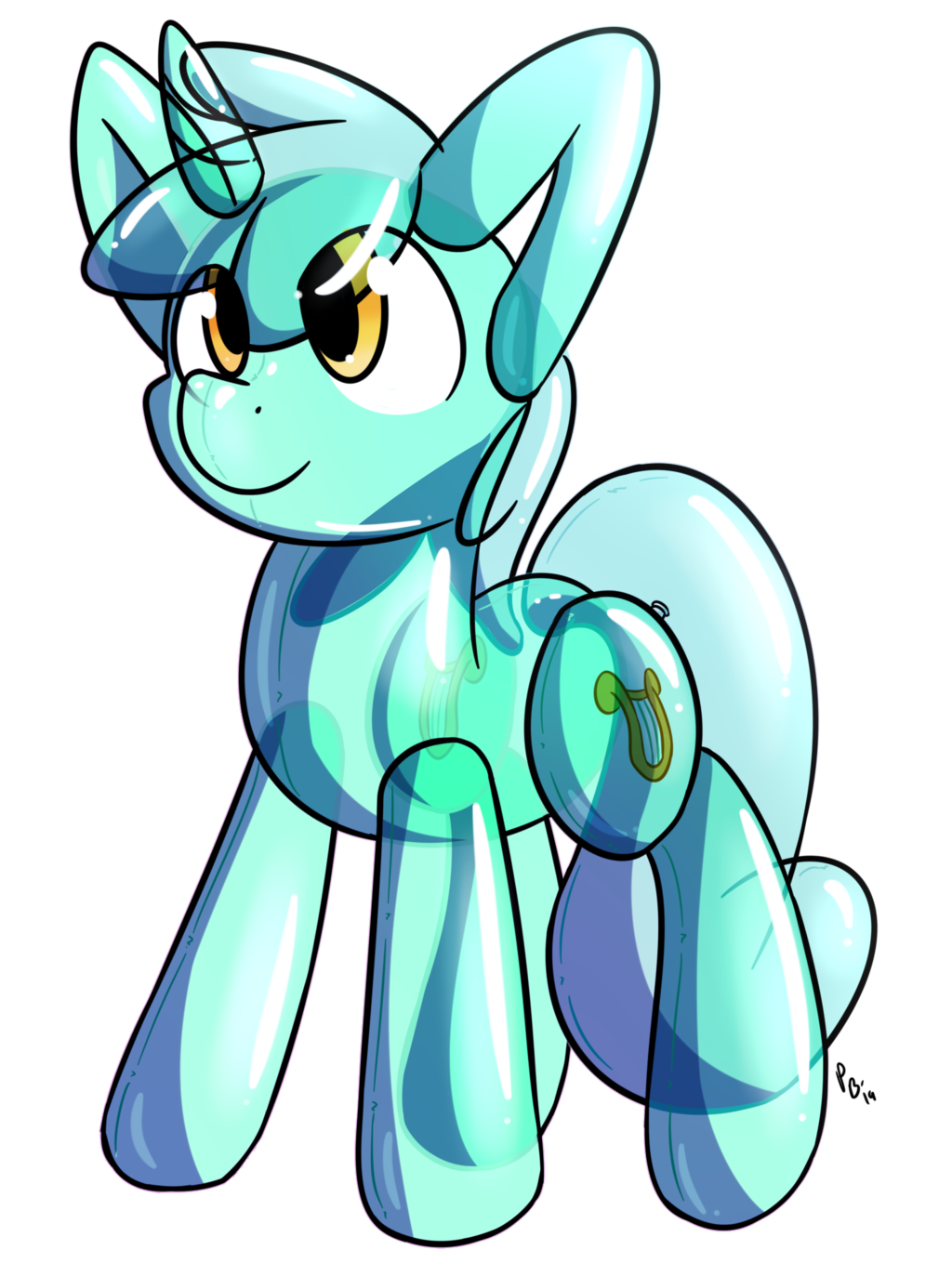 See Through Lyra