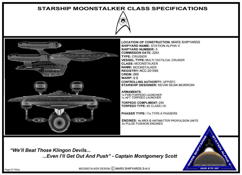 Moonstalker Class - Design Specs 07 Final