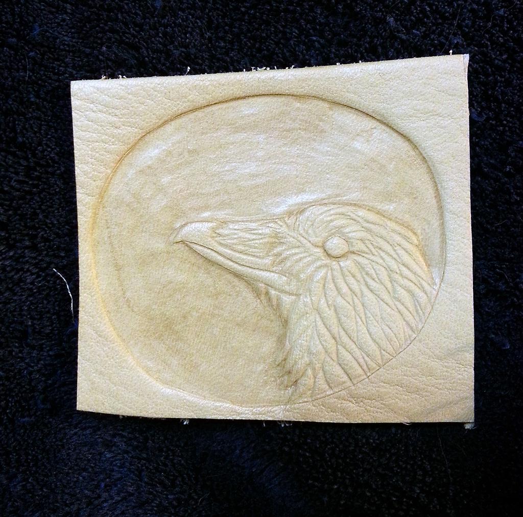 [Leather] Raven