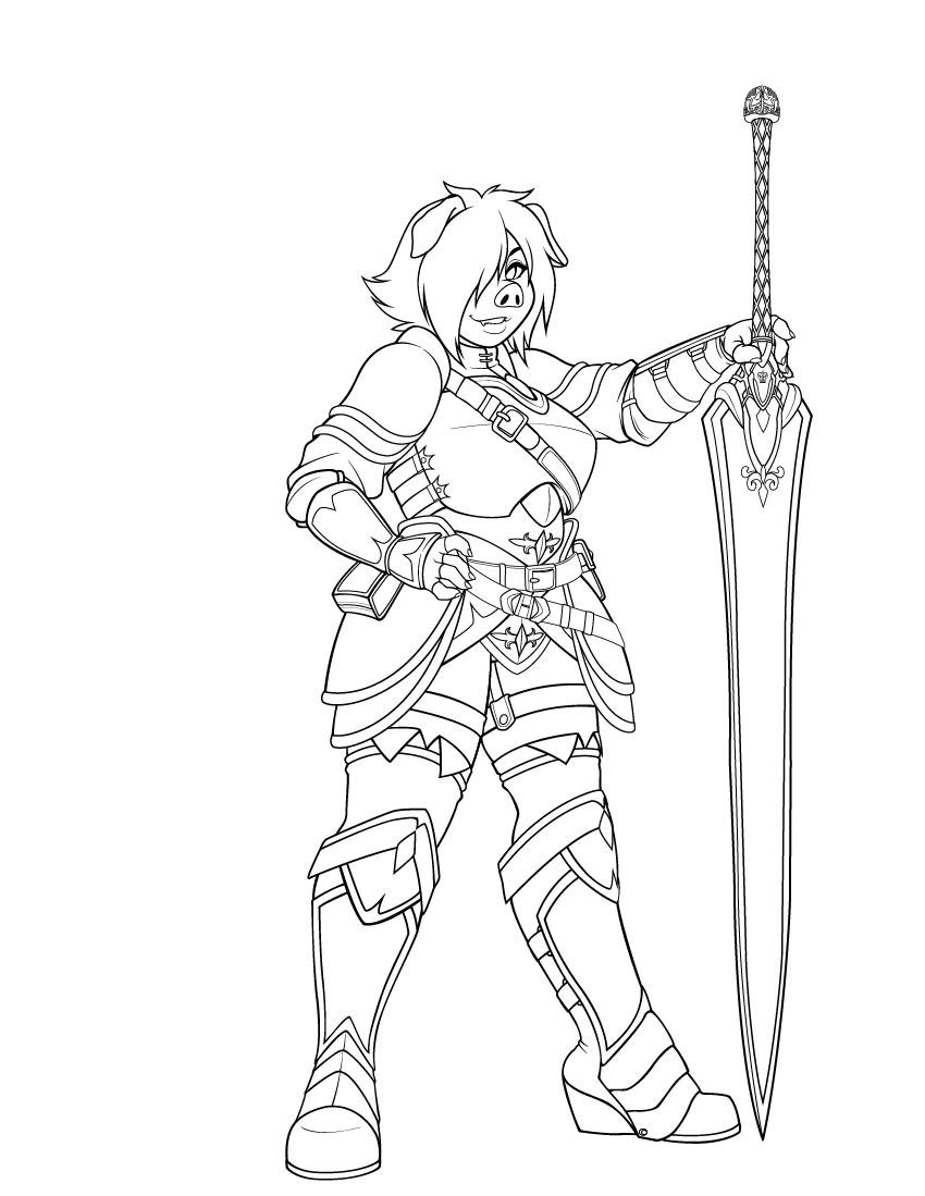 ATKM Character Image; Sneak Peek 2