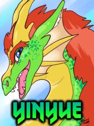 Yinyue Badge by AlpineHell