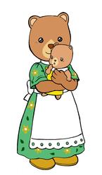 Sylvanian Families - Mother & Baby Bear