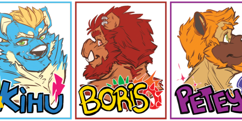 FC 2015 Badge Gifts
