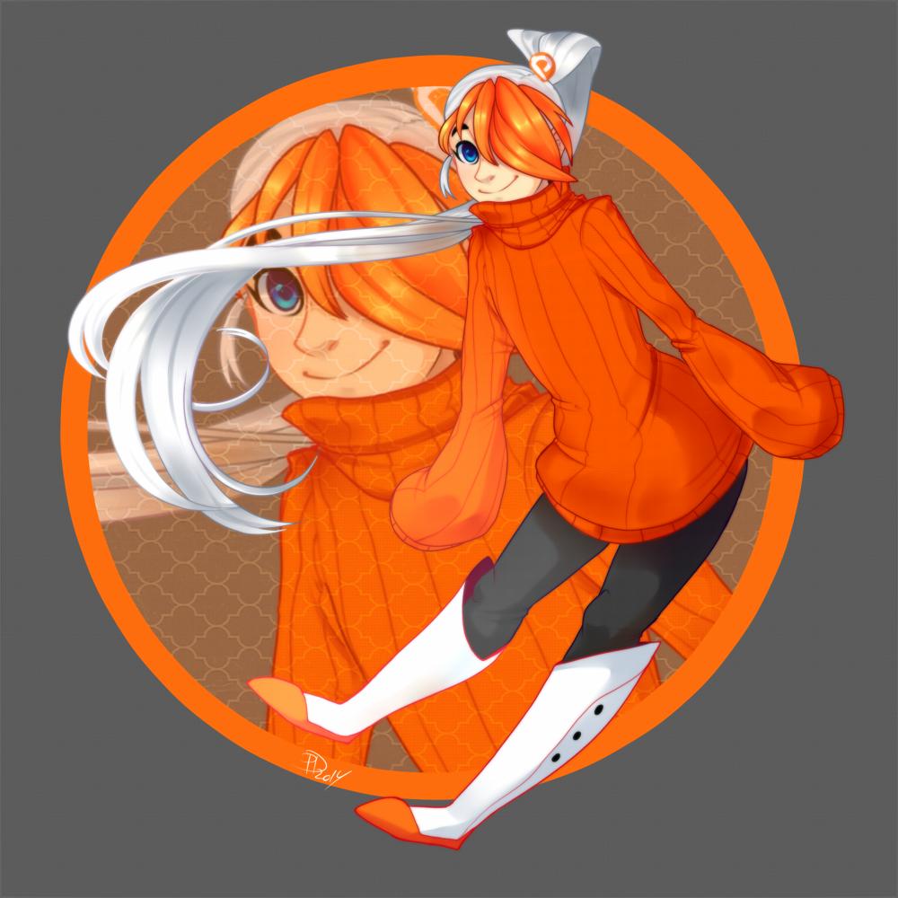 Patreon Mascot