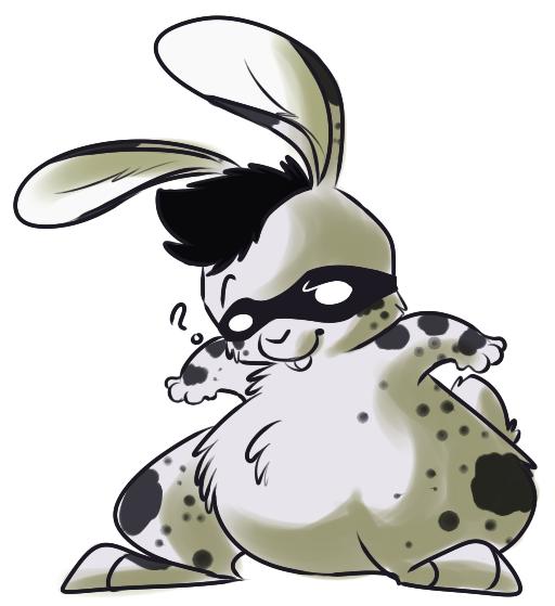 Fluffy Phantom