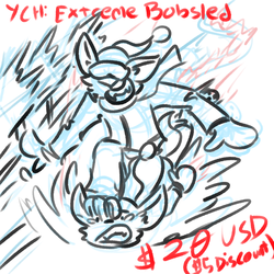 YCH: EXTREME BOBSLED $20 USD ($5 Discount!)