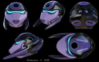 Nidonocu Helmet Commission