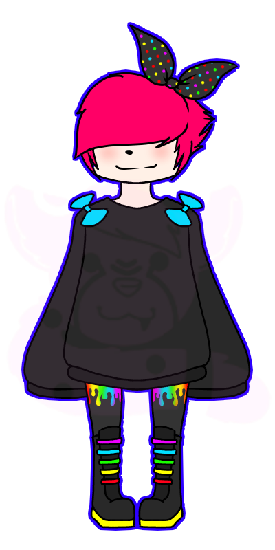 Rainbow Chibi