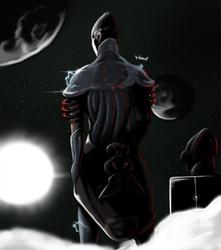 Volt unmasked - Warframe