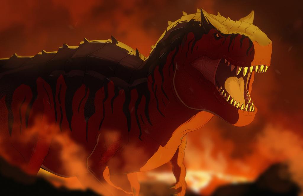 Primal Rage - Diablo