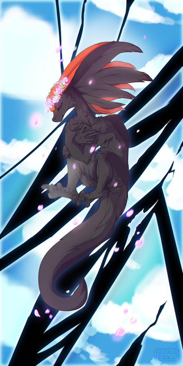 Hioshiru | Shards sky
