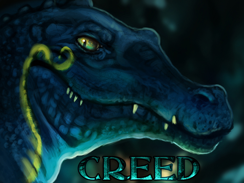 Creed Badge