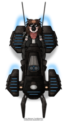 Skunkboy's Speederbike