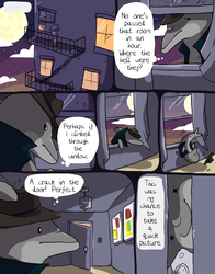 Dolphin Detective page12 - [comic]