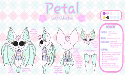 Petal Ref Sheet